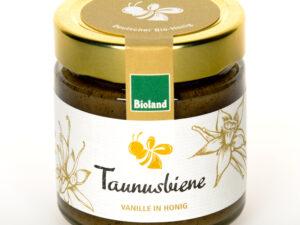 Taunusbiene Vanille in Honig